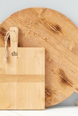 Small Square Pine Serving Board