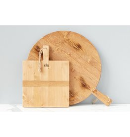 Square Pine Serving Board-Small