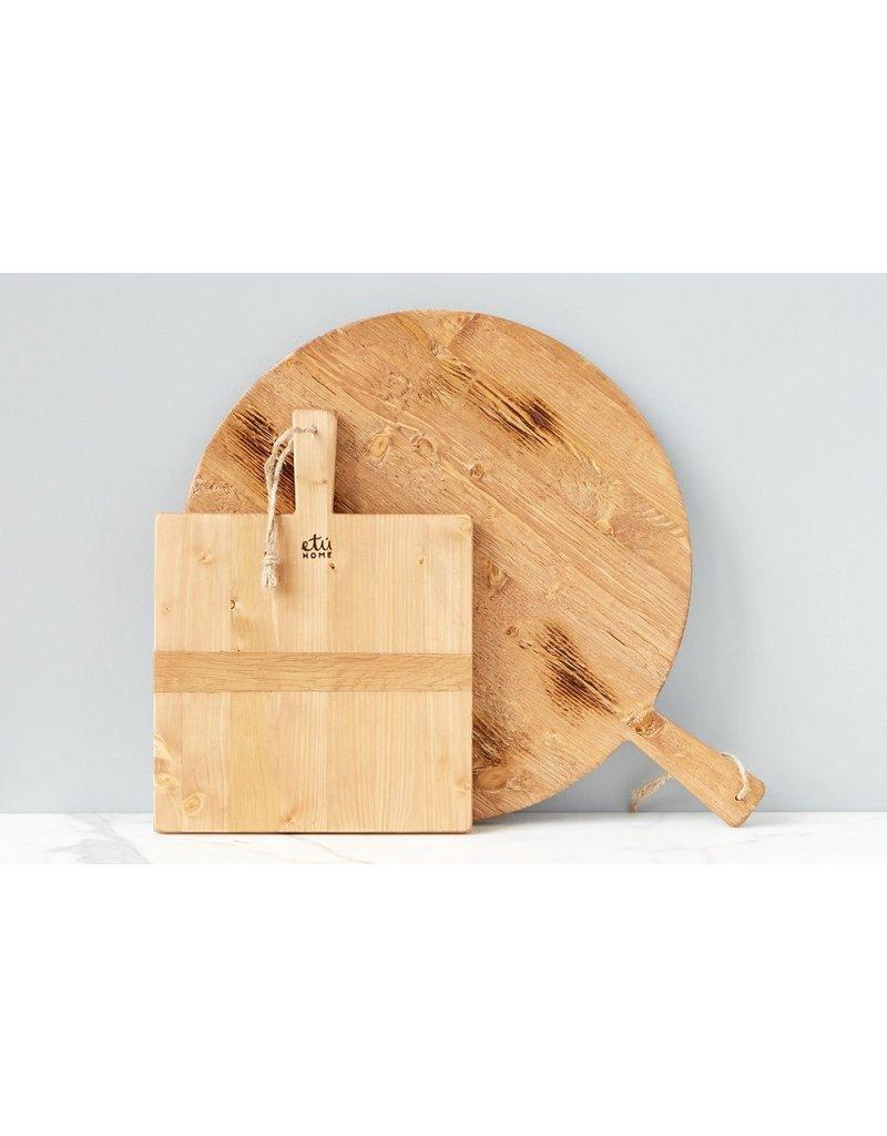 Small Square Pine Serving Board