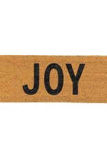 Holiday Door Mat - Joy