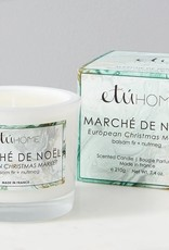 Christmas Market Candle - Balsam Fir-Nutmeg