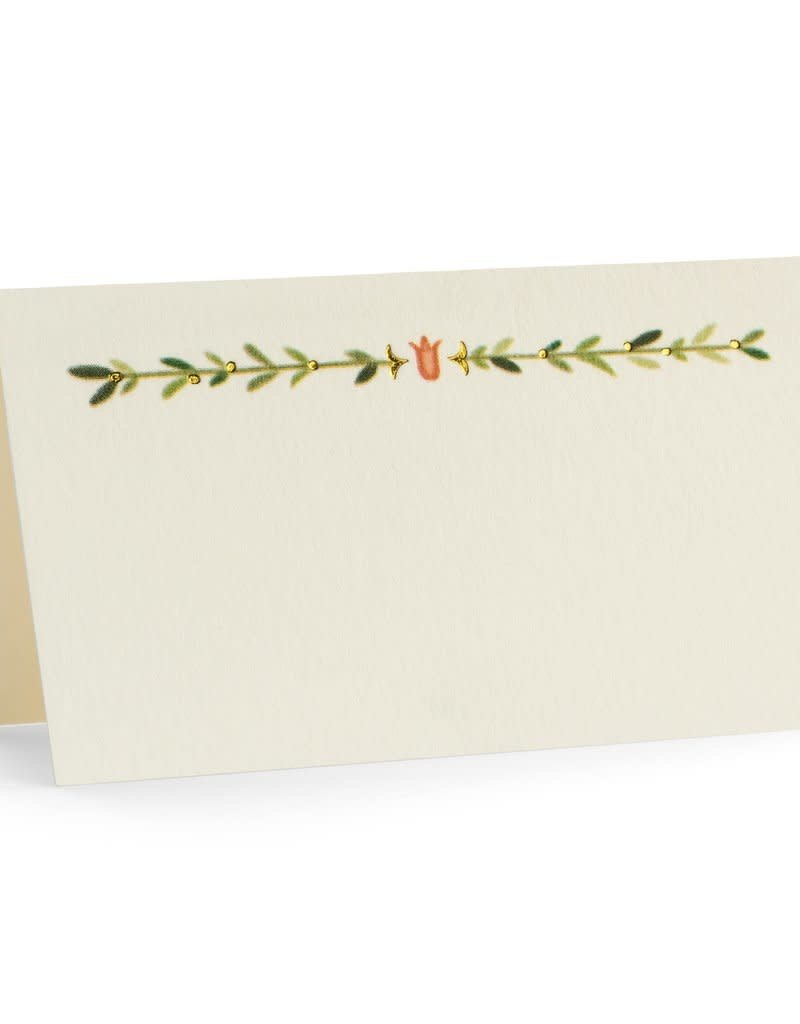 Etta Holiday Place Cards - Set of 10