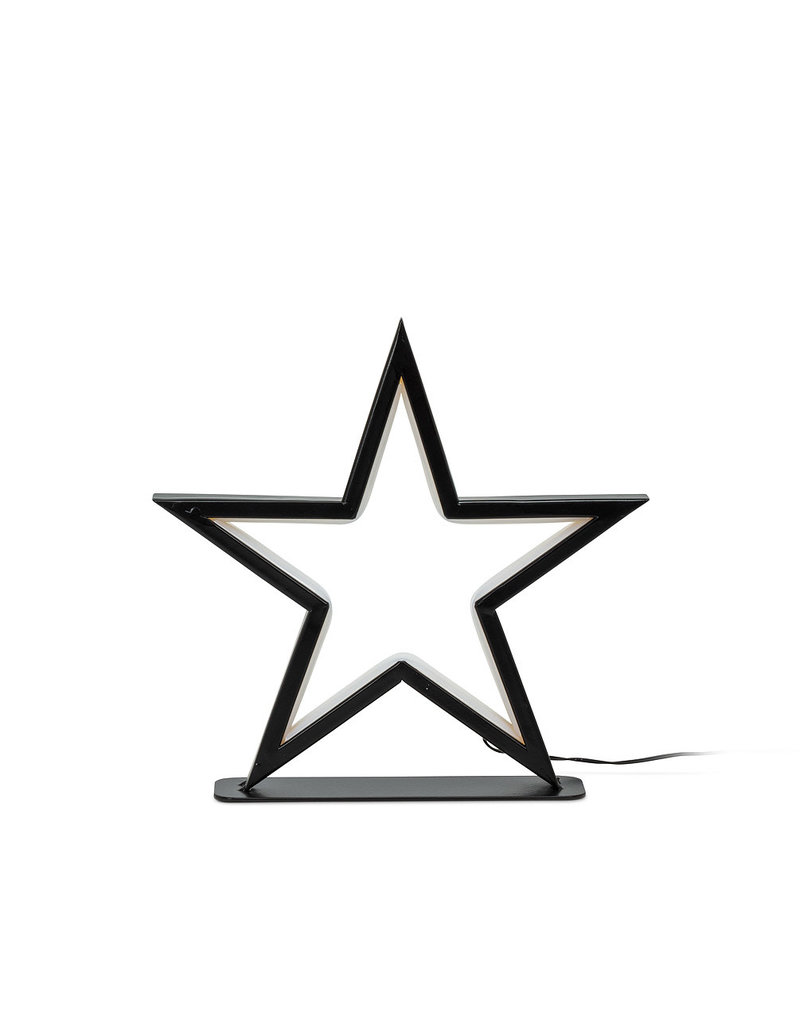"Small Star LED Decor Lamp- 10"""