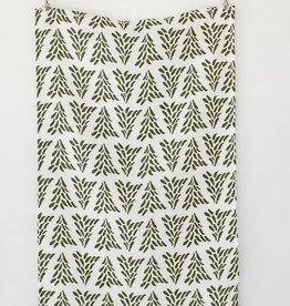 Tree Farm Tea Towel