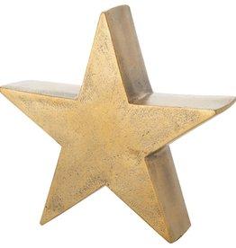 Bronze Metal Star Tablepiece-Small