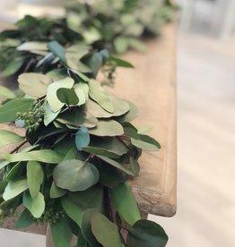 Mixed Eucalyptus Garland-4'