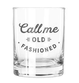 Rocks Glass - Call Me Old Fashioned