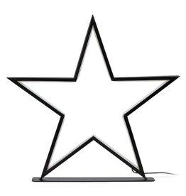 Large Star LED Lamp