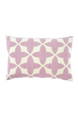 Lilac  Mimosa Throw Accent Pillow