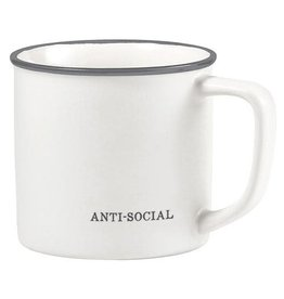 Anti Social Coffee Mug