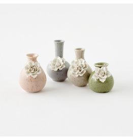 Small Pastel Flower Vases
