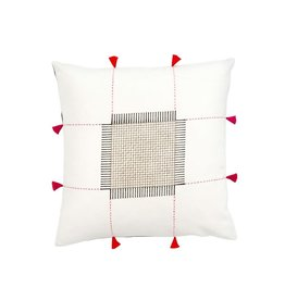 Kolkata Throw Pillow
