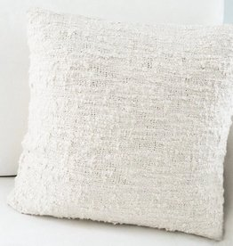 Soft Cozy White Pillow
