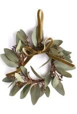 "Eucalyptus Decor Wreath-6"""