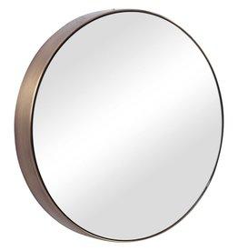 Riley Round Mirror