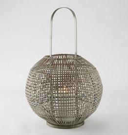 Round Ratan Lantern-Large