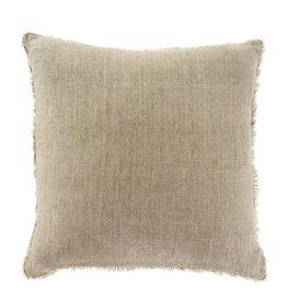 Belgium Linen Pillow - Sand
