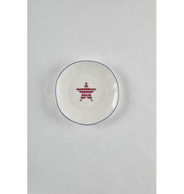 Americana Star Plate
