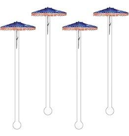 Stars & Stripes Umbrella Stir Sticks