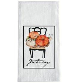 Gathering Towel - Cotton