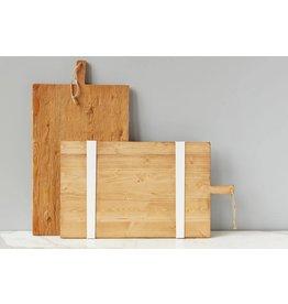 Natural Rectangle Mod Charcuterie Board