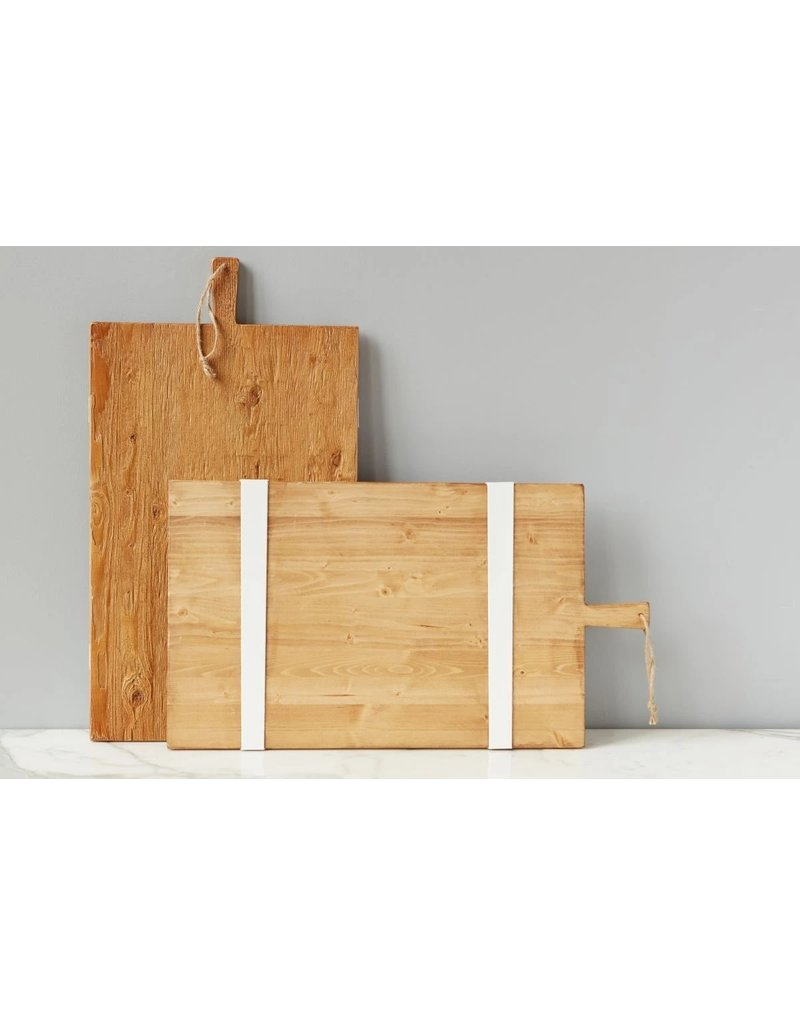 Large Natural Rectangle Mod Charcuterie Board