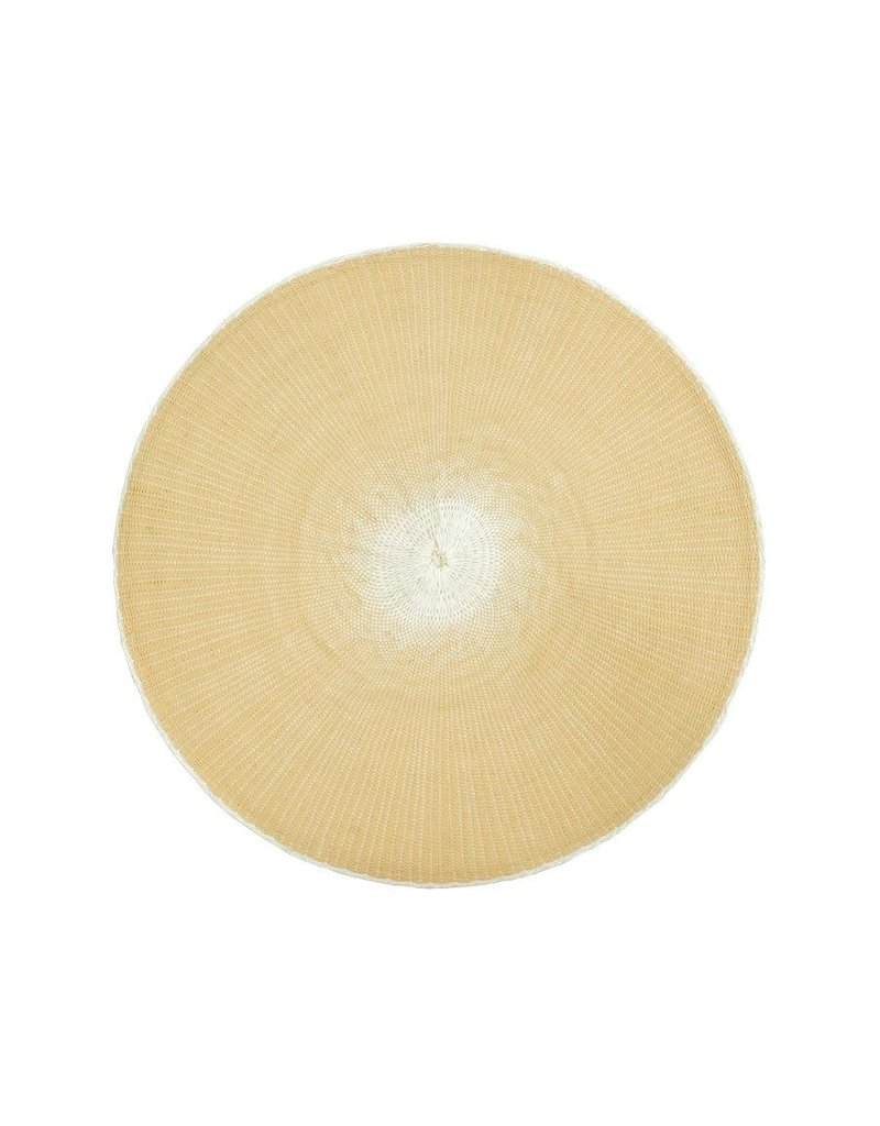 Woven Placemat-Cream