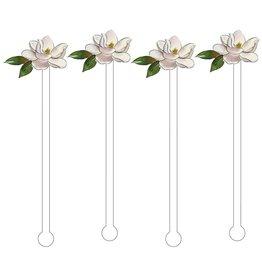 Magnolia Acrylic Stir Sticks