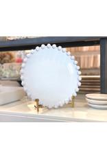 Raise Dotted Rim Platter