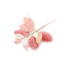 Large Velvet Stem Pick-Rose