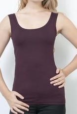 Livness Inc. Top With Wide Straps