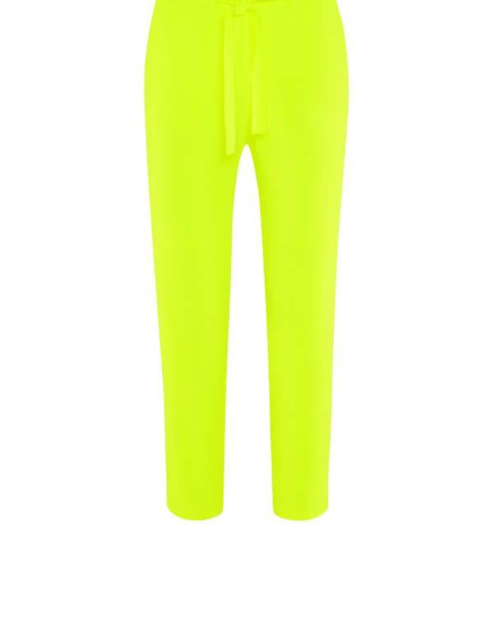 AIRFIELD Yellow Trousers With Drawstring