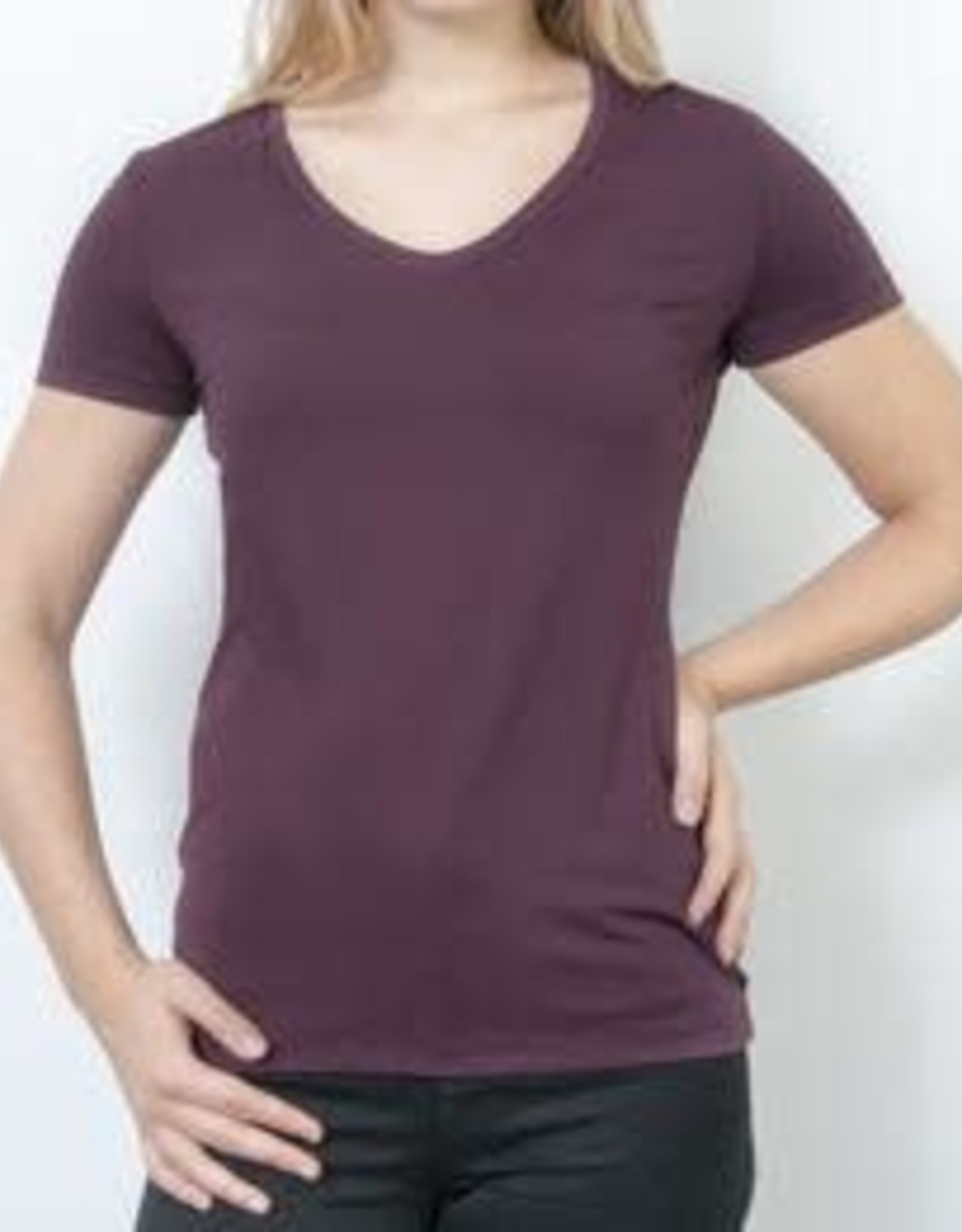 Livness Inc. V-Neck Tee