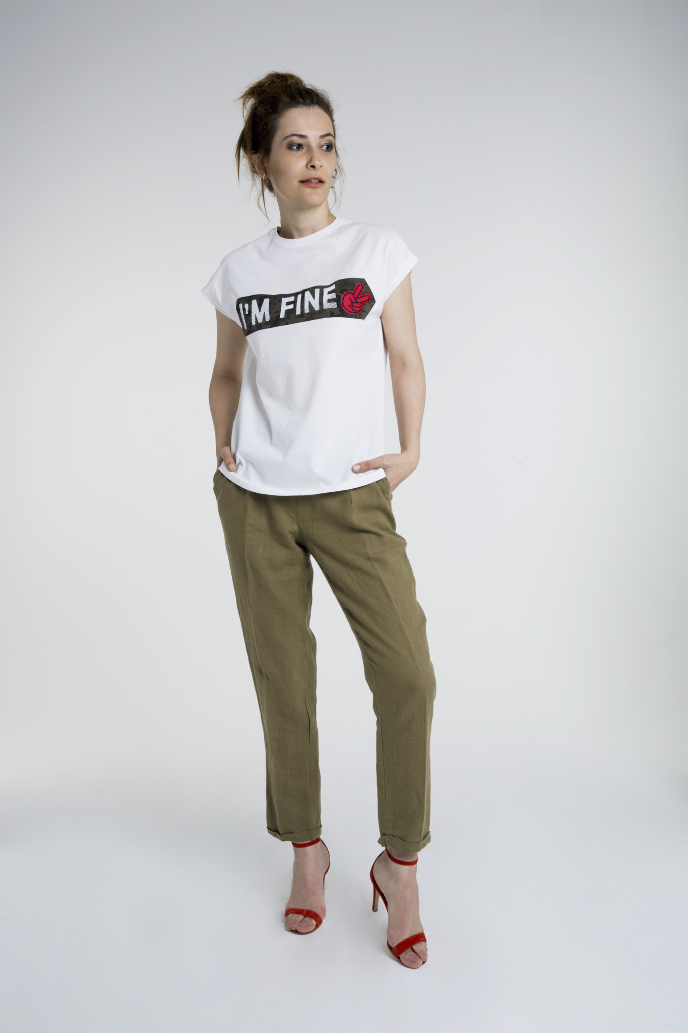 "Altuner Aleteris T-Shirt ""I'm Fine"" Edition"