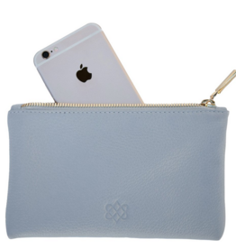 KYLA JOY Audrey Zip Wallet Clutch
