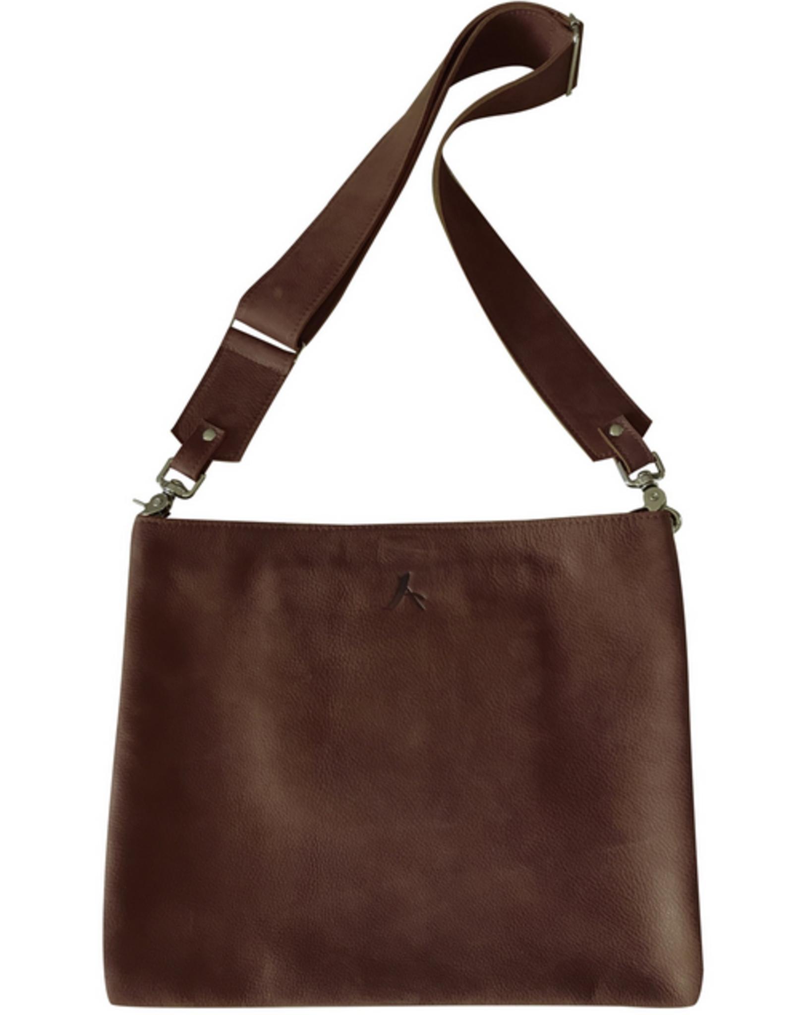 ALICIA DAKTERIS ALODIE Crossbody Leather Bag