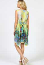Aventures des Toiles Loose Printed Dress