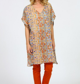 Aventures des Toiles Light Cotton Tunic