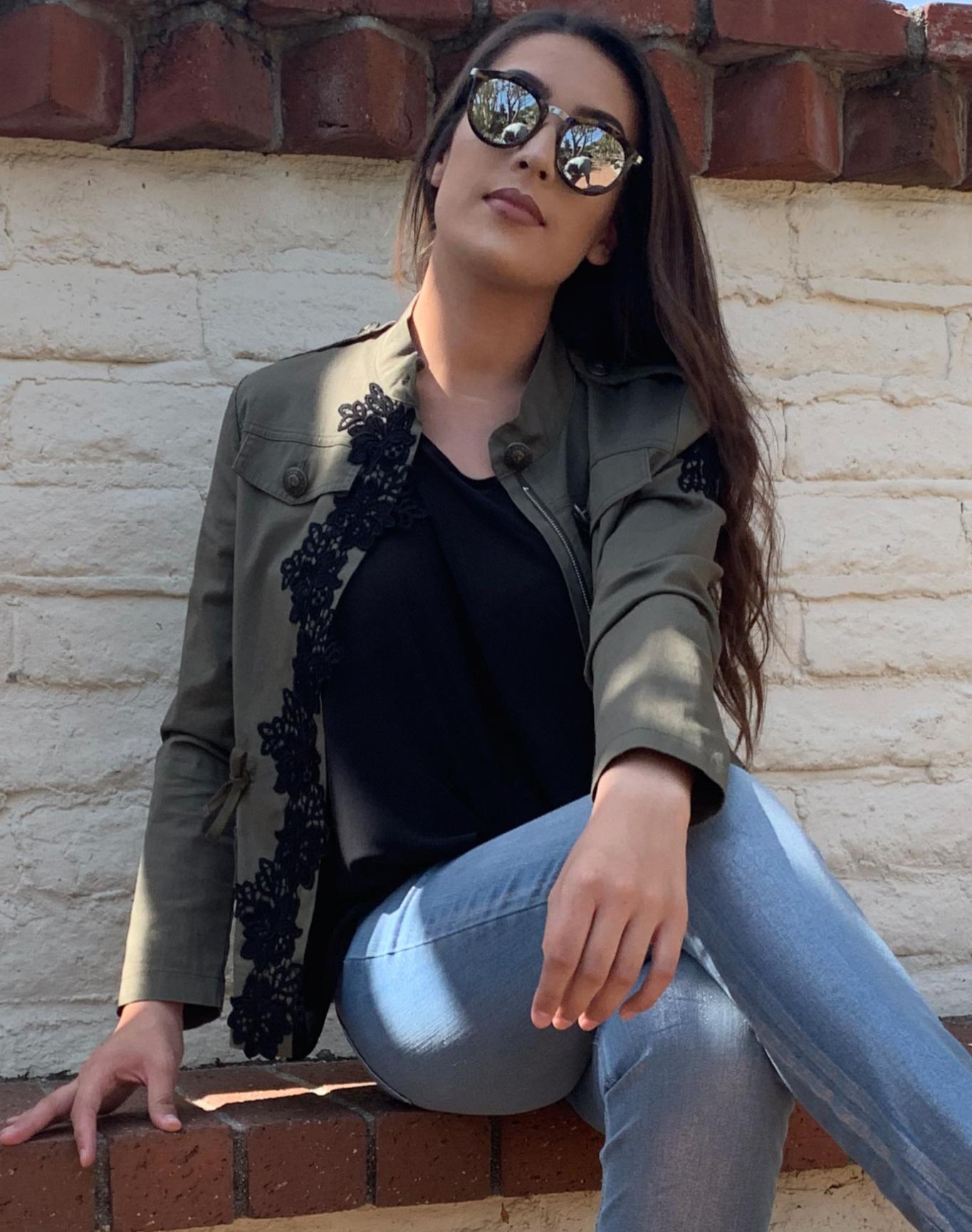 Cristina Gavioli Giacca / Jacket
