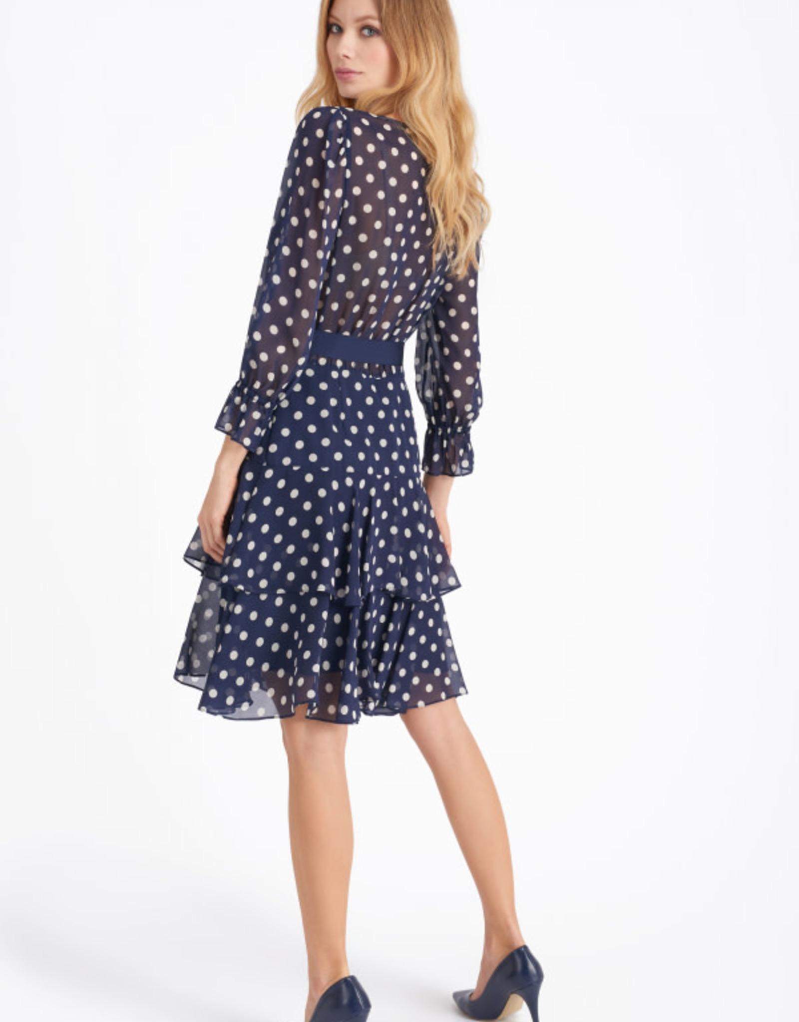 Luisa Spagnoli Printed Viscose Dress