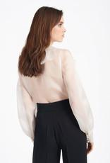 Luisa Spagnoli Silk Organza Shirt