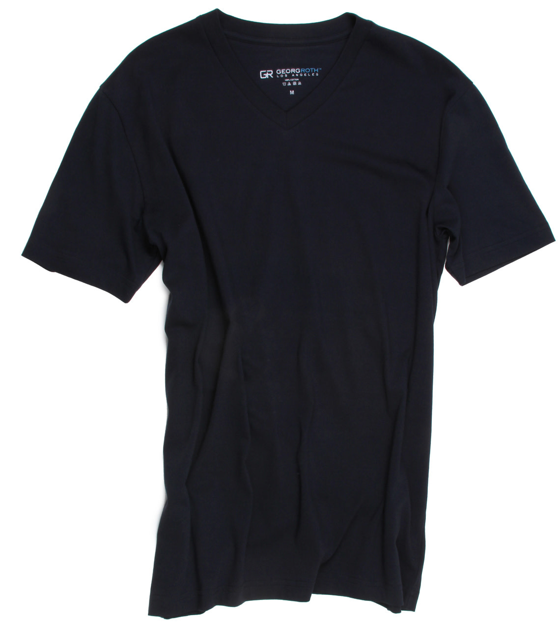 Georg Roth Pima V-Neck T-Shirt