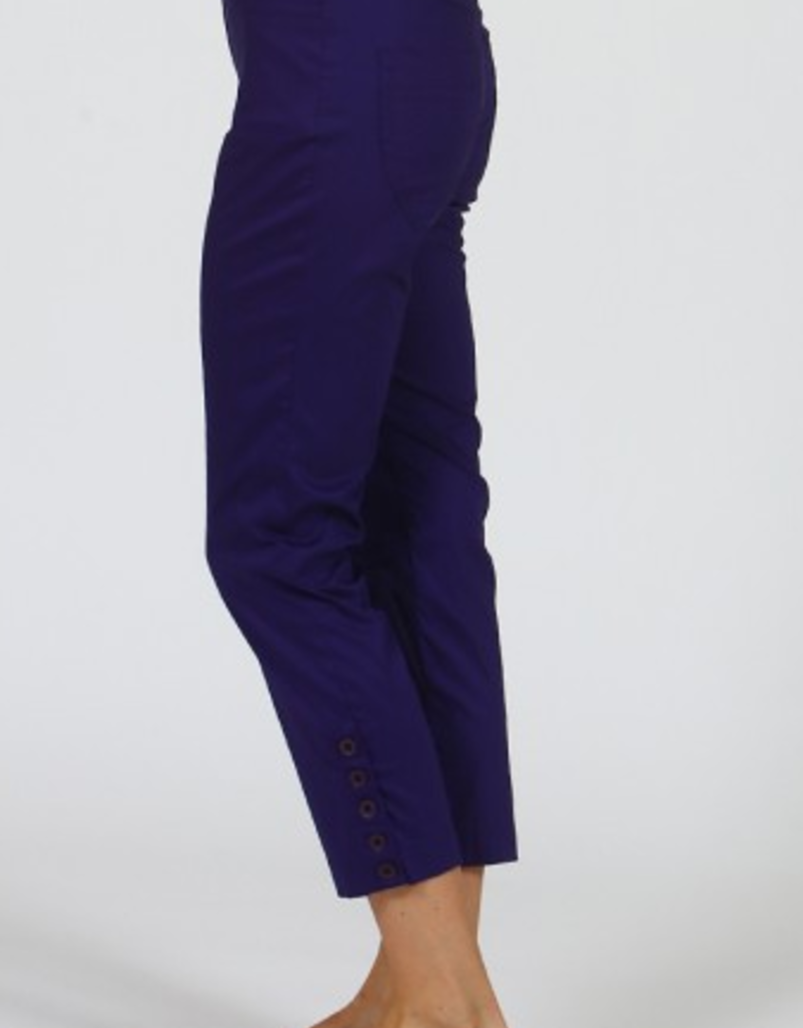 Aventures des Toiles Superlycra Cropped Trouser