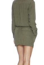 Etienne Marcel Long Sleeve Tunic Dress