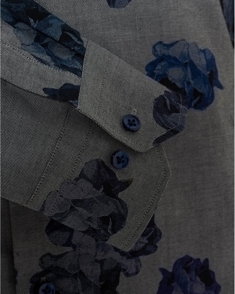 Emanuel Berg Harvard Cotton