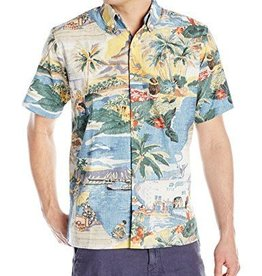 reyn spooner Trans Pacific 40's Shirt