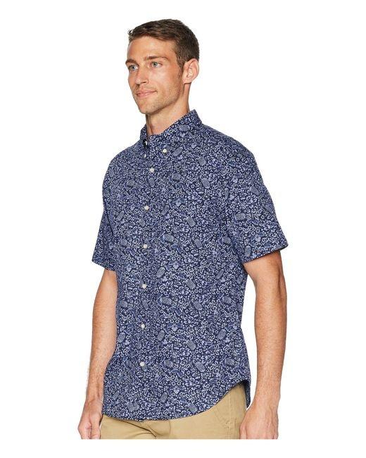 reyn spooner North Shore Juice Shirt