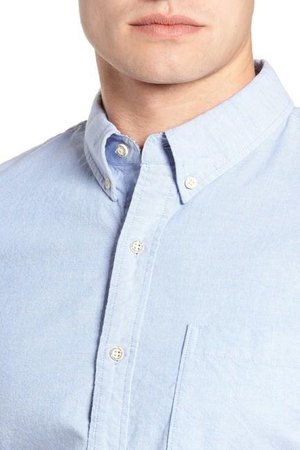 reyn spooner Solid Stretch Oxford Shirt