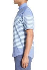 Good Man Brand Shirt Periwinkle/Aqua L