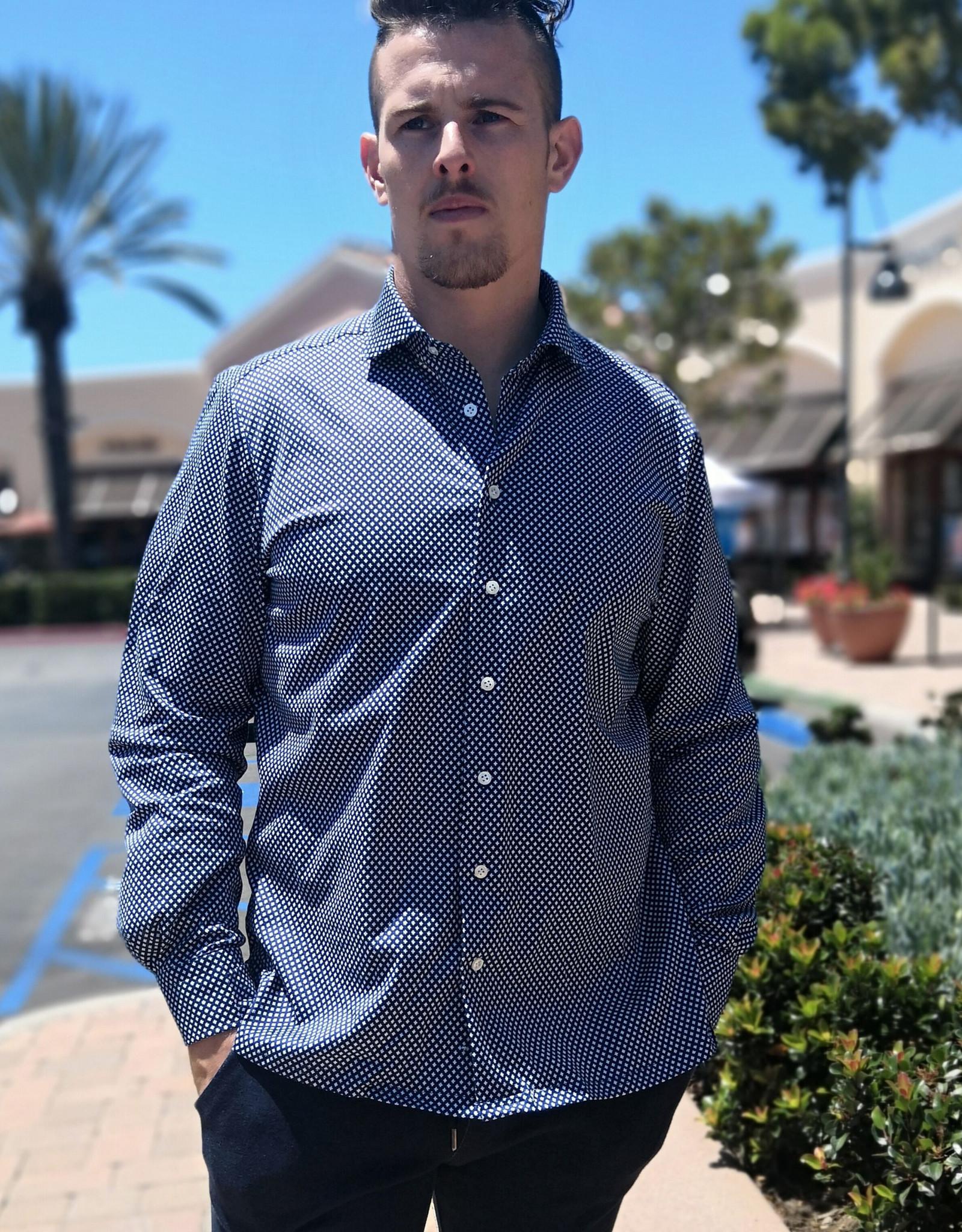 Emanuel Berg Byron Modern Fit Shirt